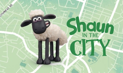 Shaun in the City