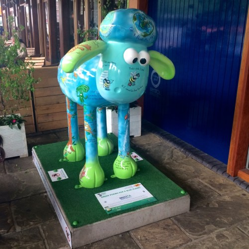 36. Green Poems for a Blue Planet - Shaun the Sheep