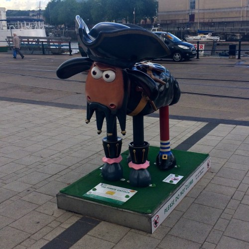 45. The Pirate Captain - Shaun the Sheep