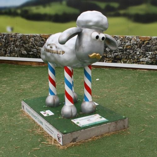 44. Bahhbersheep - Shaun the Sheep