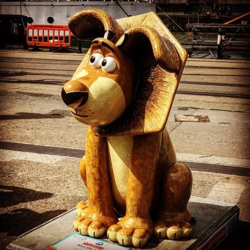 29. Alex the Lion