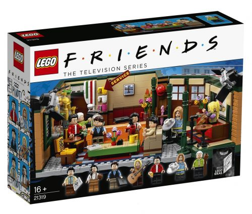 LEGO® Ideas 21319 Central Perk Box