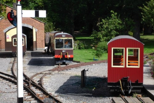 Lenka Railcar