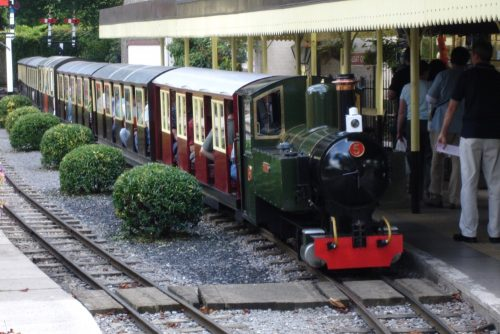 The Longleat Miniature Railway