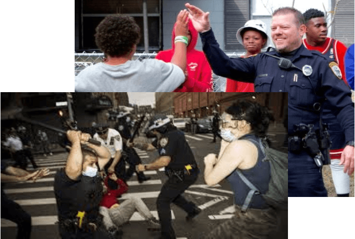 Reimagining Police: What Could this Mean?