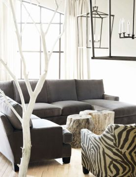 Lee Industries Upholstered Sectional
