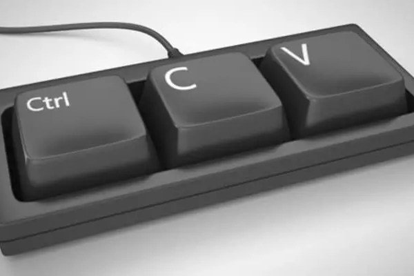 The programmers keyboard