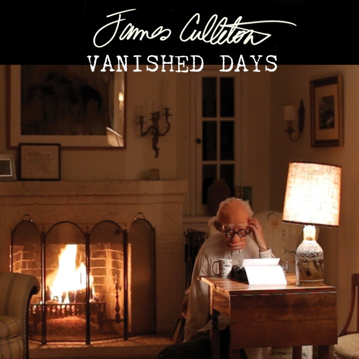 CD artwork for Vanished Days covers only