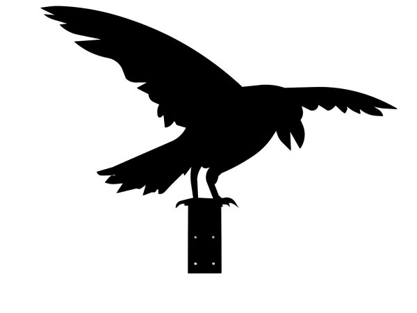 Product image: Steel Crow 1 (With handle)