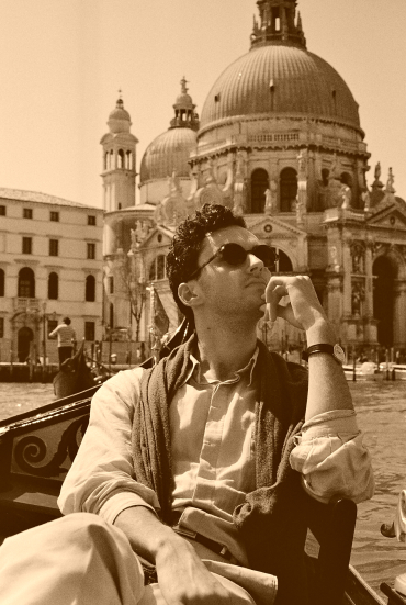 I have seen Invisible Cities in Venice...