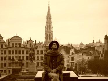 Brussels Skies.