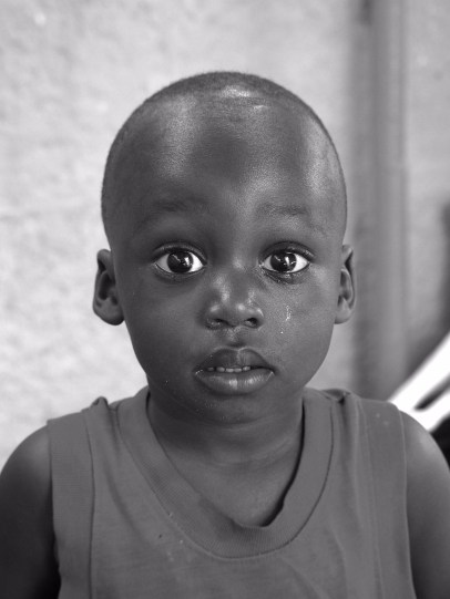 Young Boy, Senegal