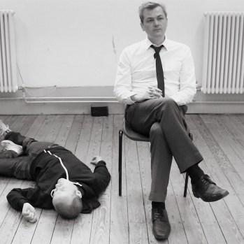 Alfie Black, James Devereaux, actor, Distracted