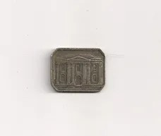 Leith Relief Church Communion Token