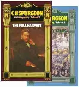 C. H. Spurgeon Autobiography Baptist Preacher London Banner of Truth
