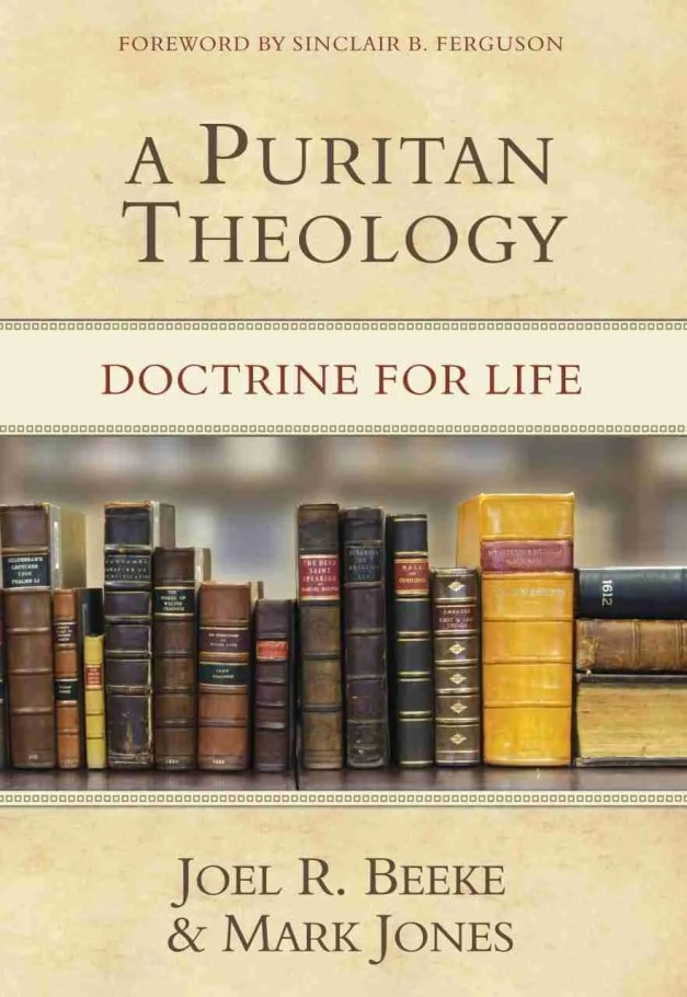 A Puritan Theology by Joel Beeke Christian Theological Books RHb