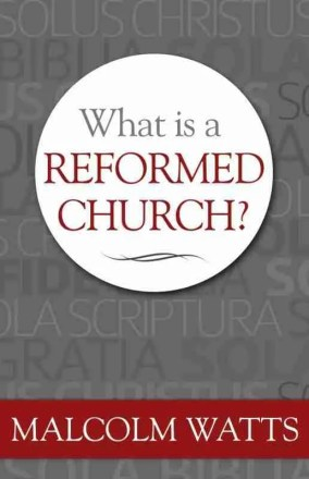 Malcolm Watts Reformed Church RHB Christian Books