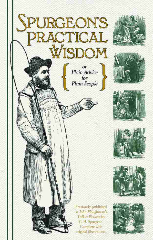 Practical Wisdom by C. H. Spurgeon Banner of Truth Christian Books