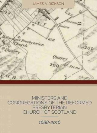 Reformedf Presbyterian Fasti by James Dickson