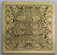 Engraving on Brass