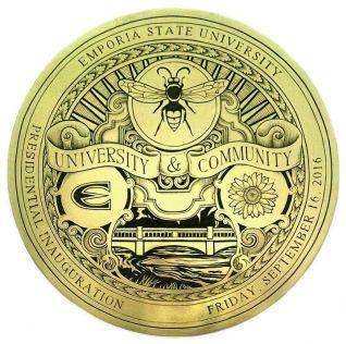 Emporia State University Medallion Commission