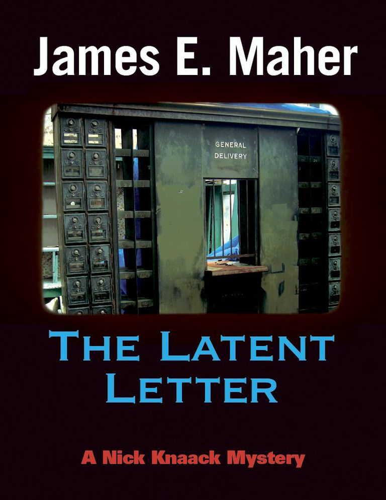 The Latent Letter  James E Maher