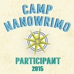 Camp NaNoWriMo July 2015
