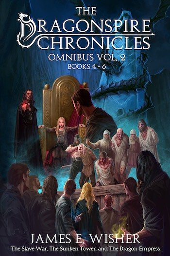 The Dragonspire Chronicles Omnibus Vol 2