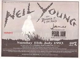 1993-07-11-Finsbury-Park-poster