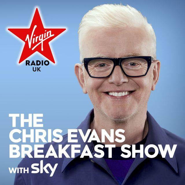 Chris Evans Breakfast Show – 25th June 2021 (video)