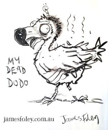my dead dodo (extinct? Unextinct?)