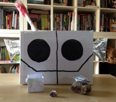 Gifts from Kapinara kids