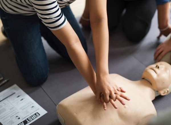 What to do if your tot needs CPR