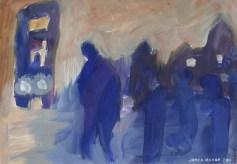 Waiting - James F.Moore