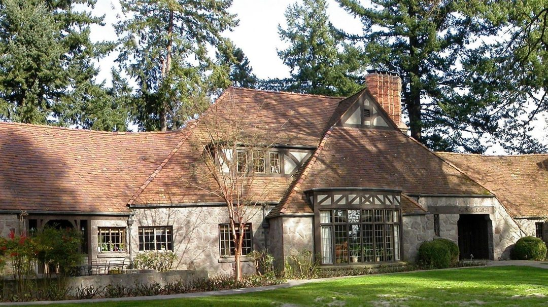 Lake Oswego Jantzen Island Historic Estate