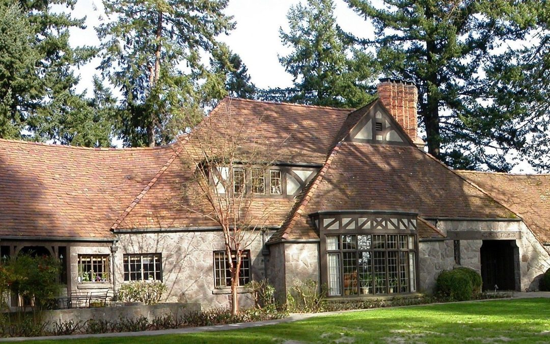 Lake Oswego Jantzen Island Historic Estate