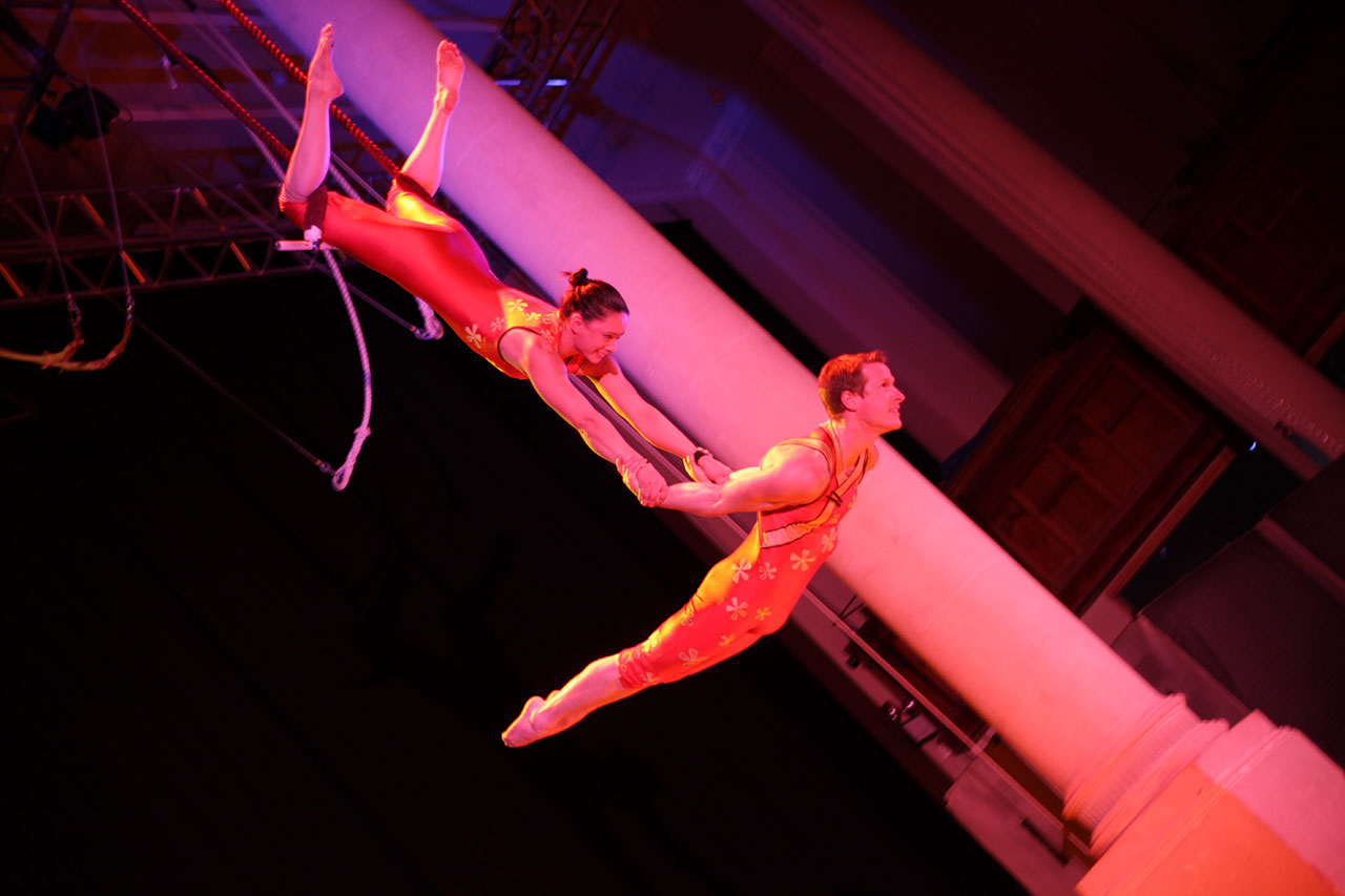 Acts  Apex Acrobatics  James Frith  Aerial Artist and