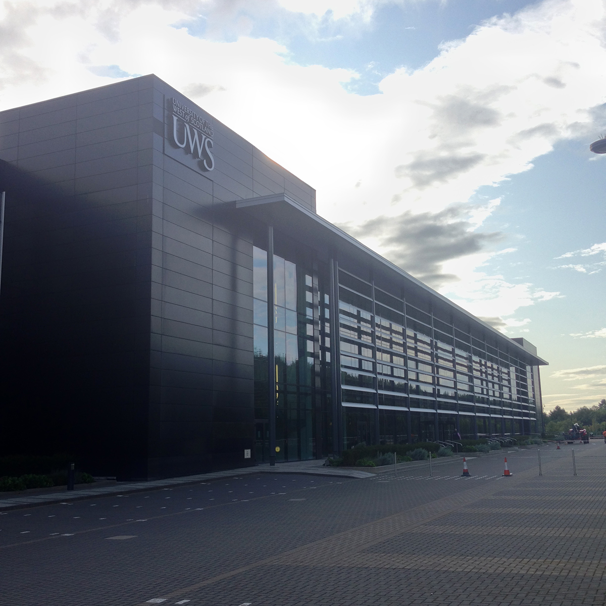 UWS Lanarkshire campus