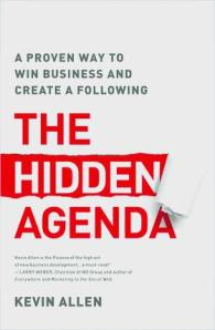 Book Review: The Hidden Agenda | Writing by James