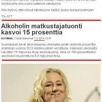 Jutta Urpilainen: isotissisten blondien bimbojen äiti