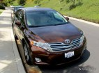 >2011 Toyota Venza V6 AWD Road Test