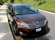 >2011 Toyota Venza V6 AWD Road Test