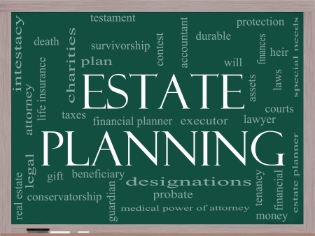 typical estate plan