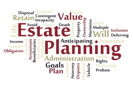 create an estate plan