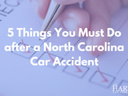 North Carolina Car Accident
