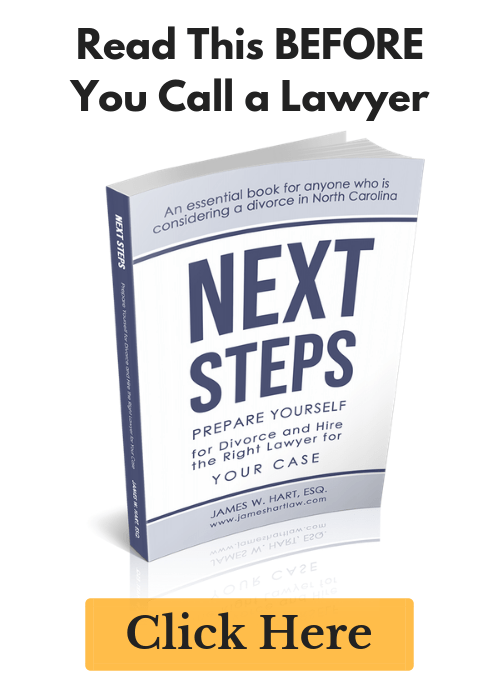 Next Steps Divorce Book