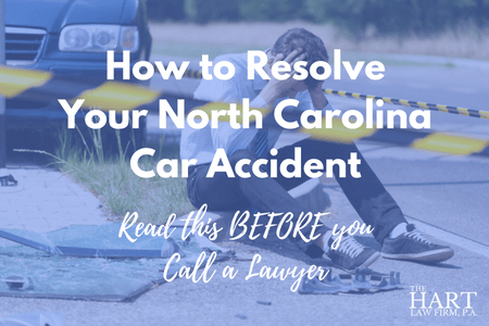 North Carolina Car Accident Case