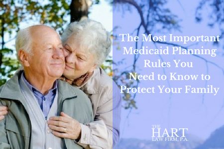 Medicaid Planning Rules