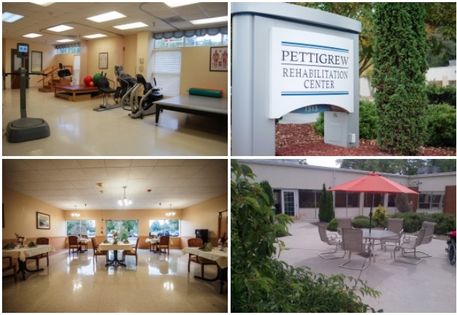 Pettigrew Rehabilitation Center