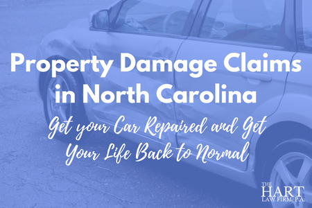 Property Damage Claims North Carolina